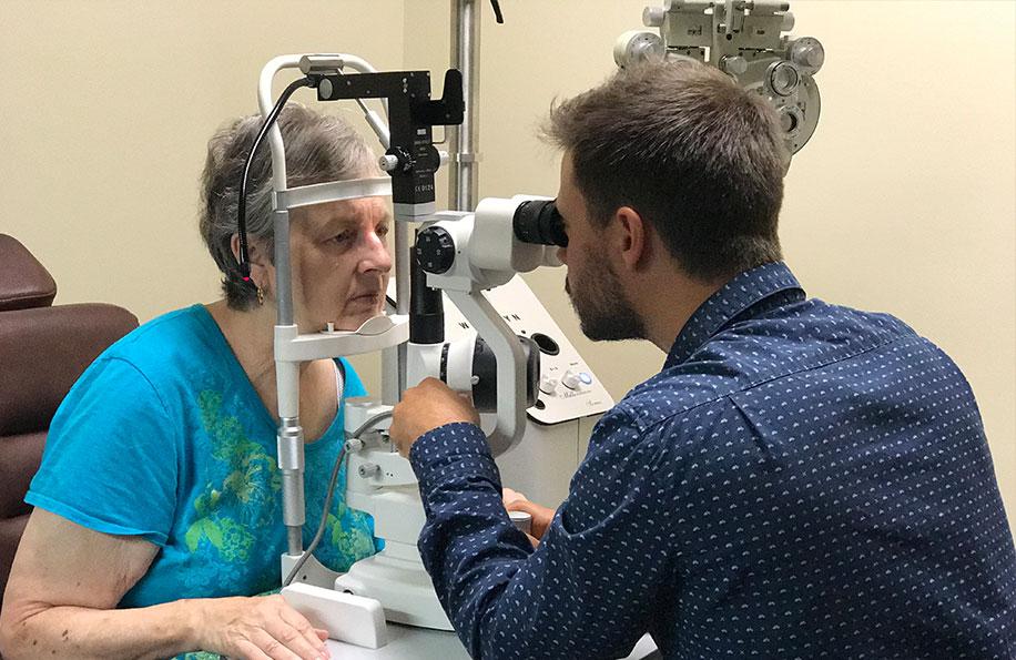 4. Eye Examination